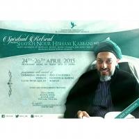 Dr. Nour Hisham Kabbani CSCA UK Tour Apr 2015 1