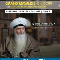 Grand Mawlid With Shaykh Hisham Kabbani Sept 29 2018 1