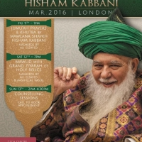 Mawlana Shaykh Muhammad Hisham Kabbani CSCA UK Tour March 2016 1