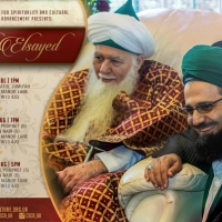 Mawlana Shaykh Muhammad Hisham Kabbani With Ali Elsayed Jul 31 2015 1