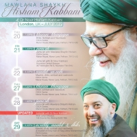 Shaykh Hisham And Dr Nour UK Summer Tour July 2017